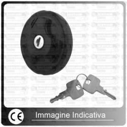 TAPPO CARBURANTE 127/128/ECC A VITE