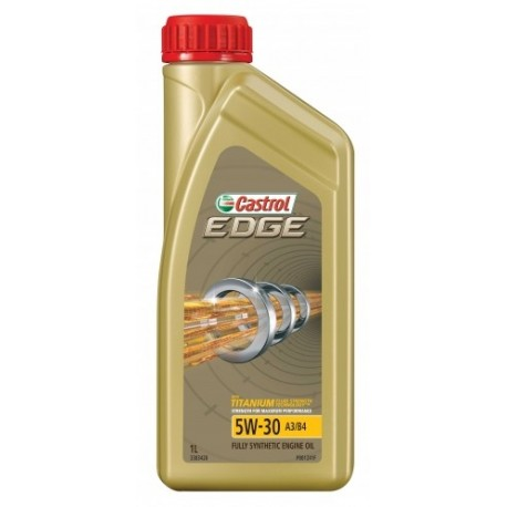 olio motore castrol edge 5w30 titanium 1lt autoricambi. Black Bedroom Furniture Sets. Home Design Ideas