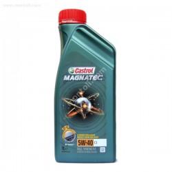 OLIO MOTORE CASTROL MAGNATEC 5W40 C3 - 1LT