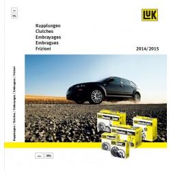Catalogo frizioni LUK 2014-2015