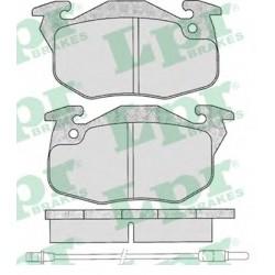 Kit Pastiglie freno anteriori Citroen Saxo, Peugeot 106 - storta - STARLINE BDS020