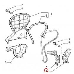 COPERCHIO DISTRIBUZIONE ALFA 145/146/147/156/166/GT/GTV 2.0 TS 16V POSTERIORE