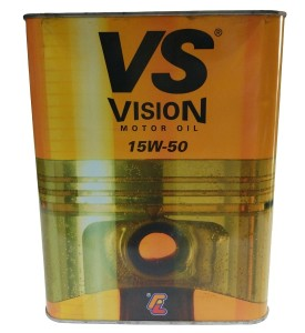 OLIO MOTORE MOTORE VS VISION 15W50 - 2LT