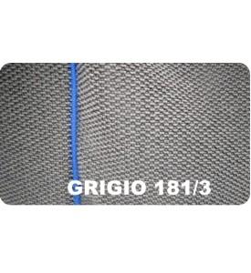 FODERE COPRISEDILI AUTO FIAT PANDA (169) 2003-2011 - GRIGIO/BLU