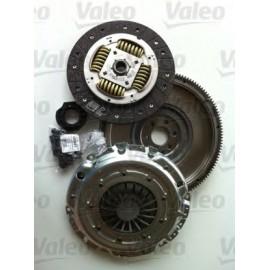 Kit frizione + Volano fisso  Audi A3, Golf V 5, Passat 1.9 TDI
