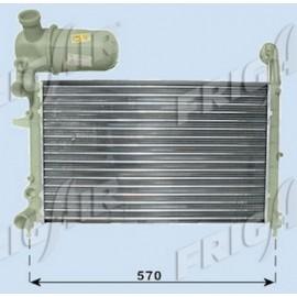 Radiatore motore Fiat Tipo, Tempra 1.4 1.6 S SX
