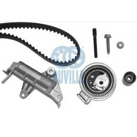 Kit Distribuzione Vw, Audi, Seat, Golf IV, A3, Fabia fino a n° motore: 185670 - 4 Pezzi