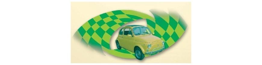 FIAT 600 D/E & ABARTH